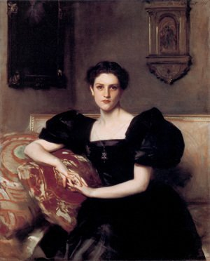 Elizabeth Winthrop Chanler (or Mrs John Jay Chapman)