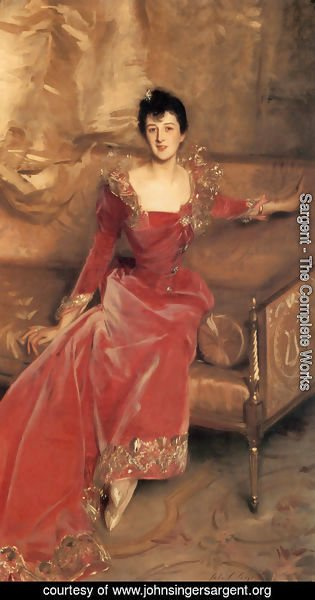 Sargent - Mrs. Hugh Hammersley