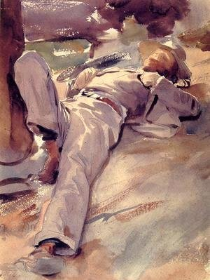 Sargent - Pater Harrison (or Siesta)