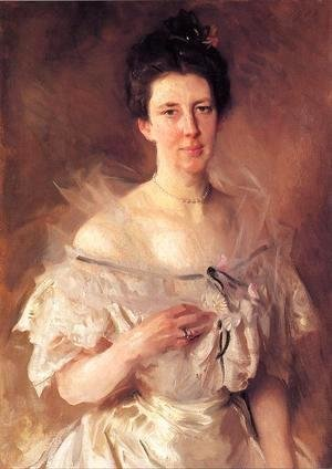 Sargent - Mrs.Gardiner Greene Hammond (Esther Fiske Hammond)