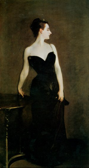 Sargent - Madame X (or Madame Pierre Gautreau)
