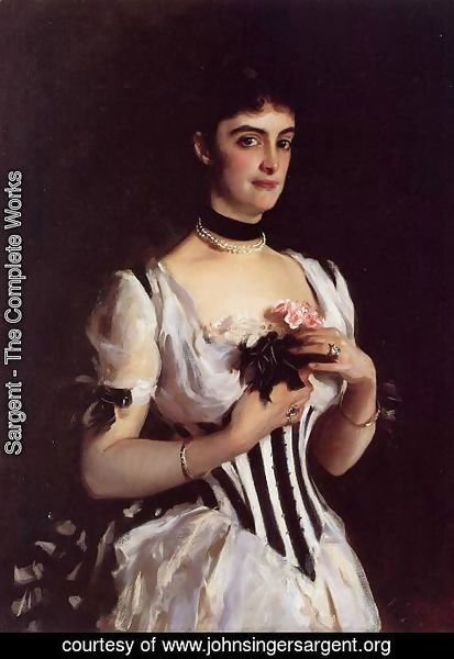 Sargent - Mrs. Winton Phipps