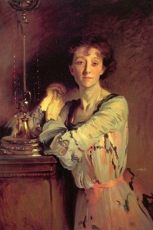Sargent - Mrs Charles Russell