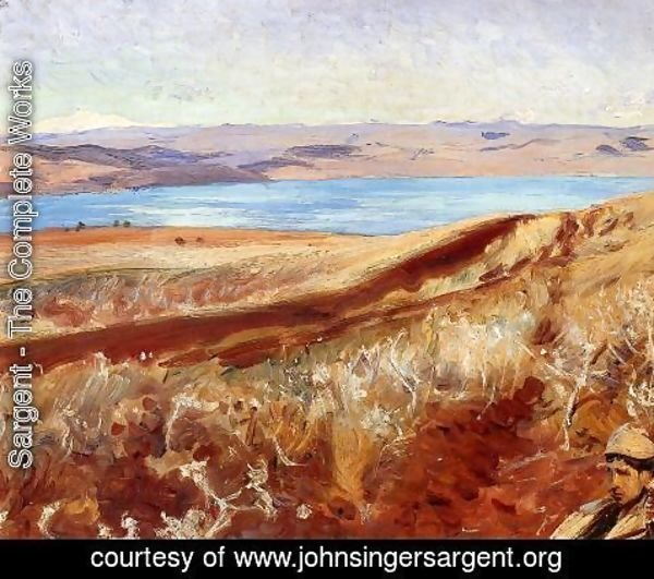 Sargent - The Dead Sea