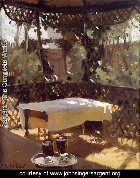 Sargent - Wineglasses