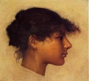 Sargent - Head of Ana - Capri Girl