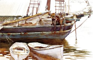 Schooner, Catherine, Somesville, Maine
