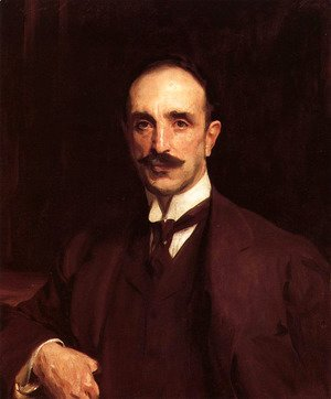 Sargent - Portrait of Douglas Vickers