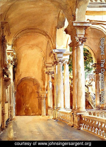 Sargent - Genoa, the University