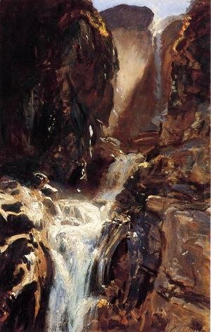 Sargent - A Waterfall