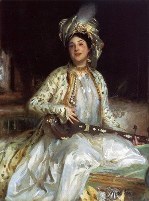 Sargent - Almina, Daughter of Asher Wertheimer