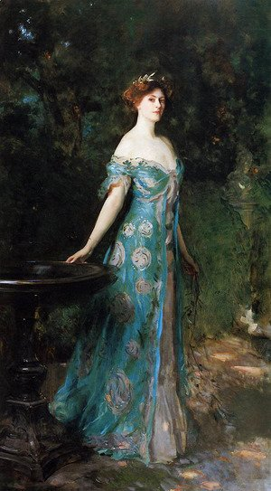 Sargent - Millicent, Duchess of Sutherland