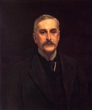 Portrait of Colonel Thomas Edward Vickers