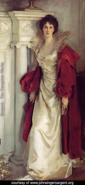 Sargent - Winifred, Duchess of Portland
