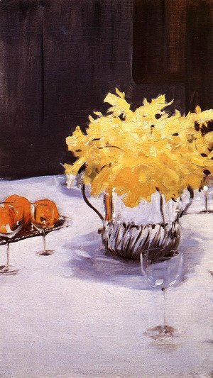 Sargent - Still Life with Daffodils