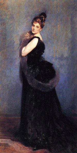 Sargent - Mrs. George Gribble