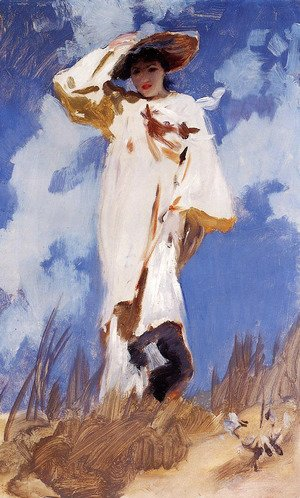 Sargent - A Gust of Wind