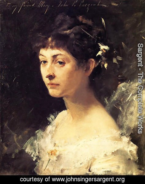 Sargent - Mary Turner Austin