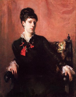 Sargent - Frances Sherborne (Fanny) Ridley Watts