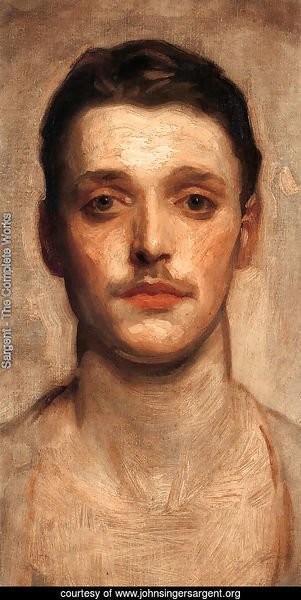 Study of a Young Man
