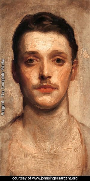 Sargent - Study of a Young Man