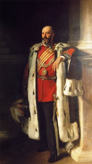 Sargent - Sir David Richmond