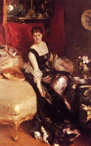 Sargent - Mrs. Kate A More