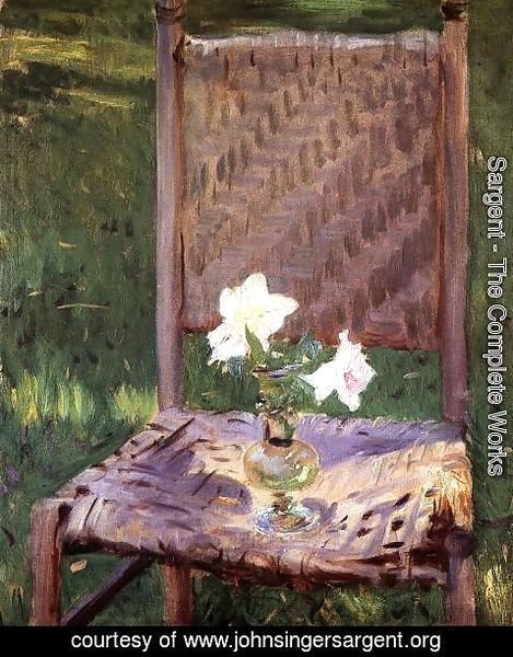 Sargent - The Old Chair
