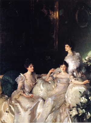 Sargent - The Wyndham Sisters
