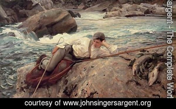 Sargent - One His Holidays
