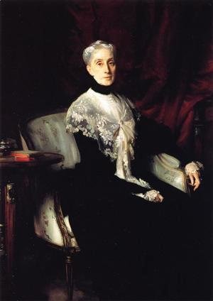 Mrs. William Crowninshield Endicott