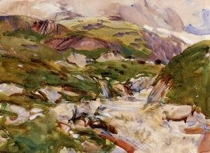 Sargent - The Simplon 2