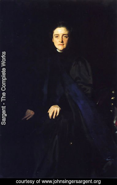 Sargent - M. Carey Thomas
