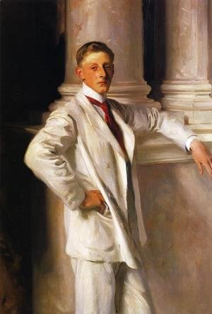Sargent - The Earle of Dalhousie