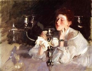 Sargent - The Candelabrum