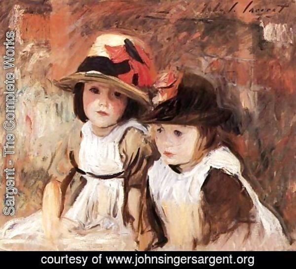 Sargent - Village Children