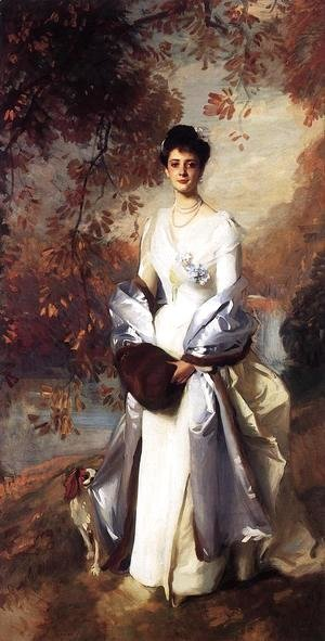 Sargent - The Honourable Pauline Astor