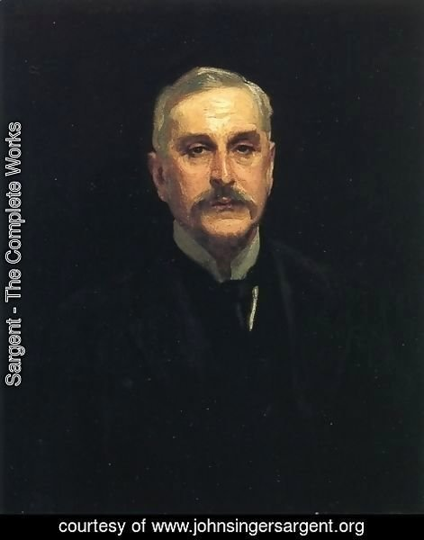 Sargent - Colonel Thomas Edward Vickers