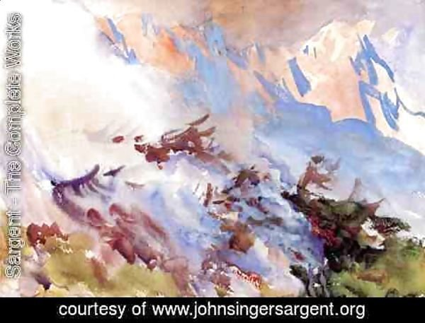 Sargent - Mountain Fire