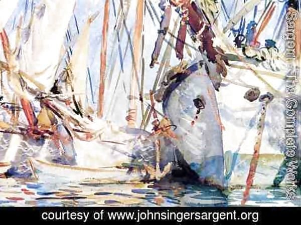 Sargent - White Ships