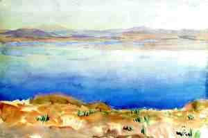 Sargent - The Lake of Tiberias