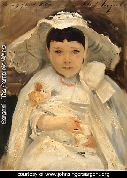 Sargent - Marian (Madge) Roller