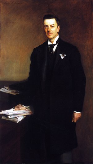 The Right Honourable Joseph Chamberlain