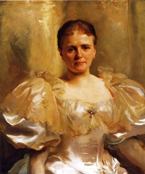 Sargent - Mrs. William Shakespeare (Louise Weiland)