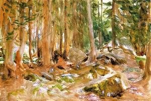 Sargent - Pine Forest