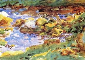 Sargent - The Alps: Val D'Aosta, Purtud
