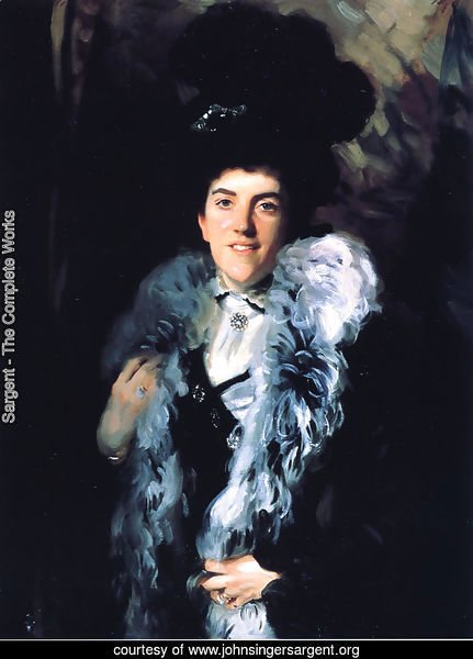Mrs. John William Crombie (Minna Watson)