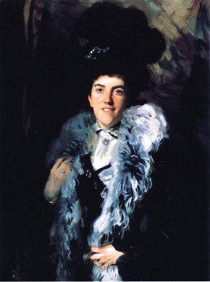 Sargent - Mrs. John William Crombie (Minna Watson)