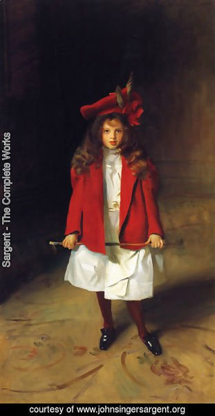 Sargent - The Honourable Victoria Stanley