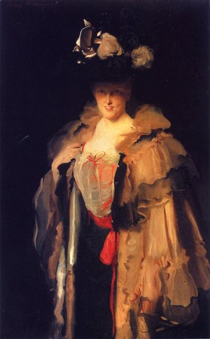 Sargent - Mrs. Charles Hunter (Mary Smyth)